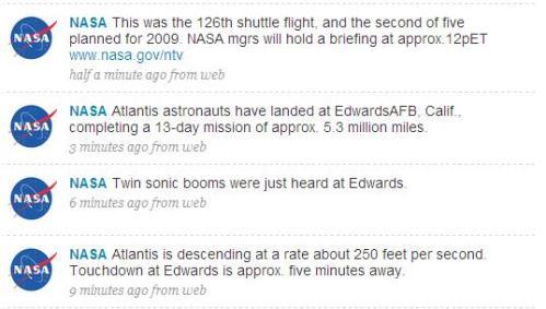 Atlantis Landing