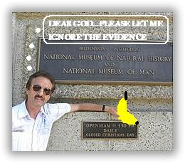 Ray Comfort Smithsonian