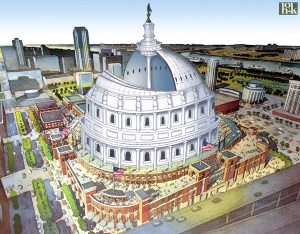 The New Capitol Building Design